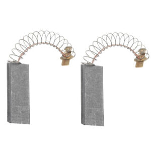 BOSCH EXXCEL 8 WASHING MACHINE MOTOR CARBON BRUSHES REPLACEMENT SET OF 2
