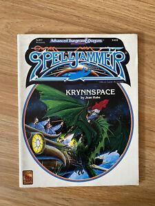 Spelljammer - KRYNNSPACE