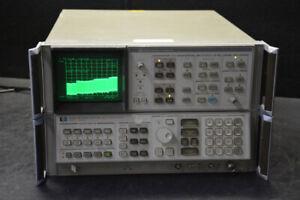 HP Agilent Keysight 8566B / 85662A Spectrum Analyzer (100Hz-22GHz)