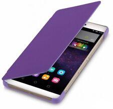 Flip Cover für Huawei P8 Lila / violett