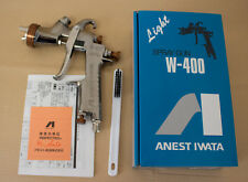 Anest Iwata W-400-144G 1.4mm Bellaria Spray Gun without Cup W-400 Classic