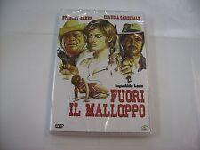 FUORI IL MALLOPPO - DVD SIGILLATO - CLAUDIA CARDINALE - STANLEY BAKER