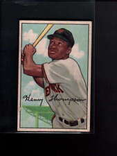 1952 BOWMAN #249 HENRY THOMPSON VG-EX D1242