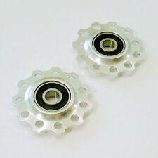 gobike88 MR. CONTROL PUL-10 Jockey wheel / Pulley, 11T, Silver, B15