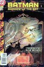 Batman: Shadow of the Bat #91 Comic Book 1999 No Man's Land - DC