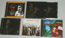 CD RACCOLTA Peggy Lee/Mel Tormè/Georges Ulmer/Bill Davison/Kenny Baker