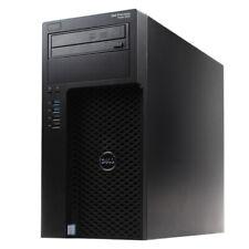 Dell Precision T3620 //  Core i7-7700, 32 GB RAM, 256 GB NVMe SSD