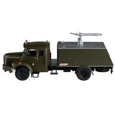 VEHICULE MILITAIRE 1:43 : Camion-citerne militaire Berliet-Sides GLC 28
