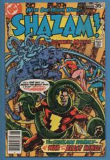 Shazam 35 (1973) series last in run rare in nice condition cents copy