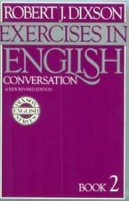Exercises in English Conversation: Book 2, New Revised Edition