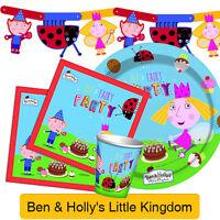 Ben & Holly's Little Kingdom (Gemma) Birthday PARTY RANGE (Balloons/Decorations)