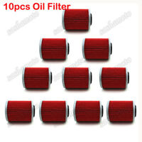 10x Oil Filter For CAN-AM OUTLANDER MAX 850 650 570 1000 800R 500 MAVERICK 1000R