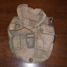 USMC SDS Genuine Military Canteen General Purpose Desert Camo Pouch Molle II