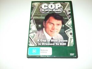 The Cop In Blue Jeans - DVD **Free Postage**
