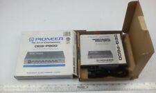 Pioneer Auto Stereo Signal Processor DEQ-P800 In Original Box