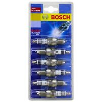 Bosch Platinum Spark Plug Set for V6 Commodore VN VP VR VS VT 3.8L Calais