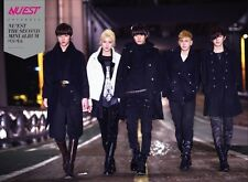 NU'EST [HELLO] 2nd Mini Album CD+Photo Book+Photo Card K-POP SEALED