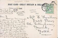 Genealogy Postcard - Family History - Swallow - Newark - Nottingham   Y837