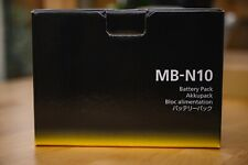 AUTHENTIC NIKON BATTERY PACK / GRIP MB-N10 FOR NIKON Z6 OR Z7 MINT CONDITION