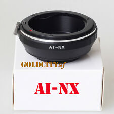 Nikon AI AI-S F Mount Lens Adapter To Samsung NX1 NX10 NX5 NX100 NX200 AI-NX