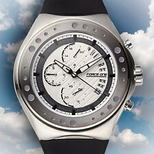 Force One Venture Chronograph Mens Watch (AVAILABLE IN 2 COLORS)