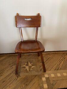 Beautiful Cushman USA Chair Model 4-24