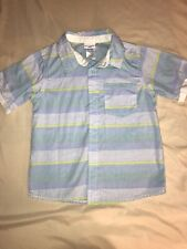 Nannette Size 5 Boys Plaid