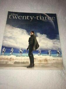 D23 Magazine Winter 2016 Star Wars