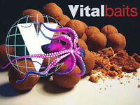 New Vital Baits The Kraken - Boilies, PopUps, Glug, Dip, Wafters, Dumbells