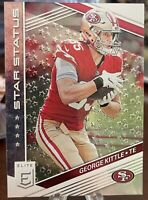 George Kittle 2019 Donruss Elite Star Status /299 49ers