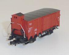 Fleischmann piccolo 8355 DB gedeckter Güterwagen G 10 145864  OVP Spur N