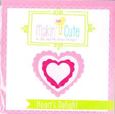 Heart's Delight - cute heart template pack - Makin' It Cute