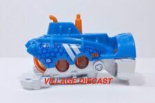 2014 Matchbox #41 Deep Diver™ BLUE / WHITE PEARL / CAPTAIN CAO / MINT