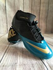 Nike Superbad Pro Jacksonville Jaguar Football Cleats 544762-015 Men's Size 16