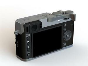 NEW Thumbs Up EP-2T Silver Grip for the Fuji X-100T Digital cameras only