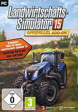 Landwirtschafts-Simulator 15 ( 2015 ) - Offizielles Add-On für PC *Neu & OVP*