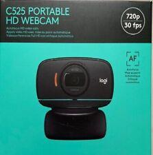 Logitech C525 Portable HD Webcam-New In Box-In Stock