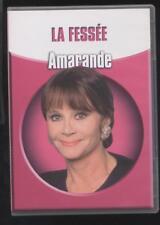 DVD PIECE DE THEATRE LA FESSEE AVEC AMARANDE PERRIN VALERY BRIQUET FEYDEAU