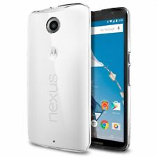 Spigen Thin Fit Case - To Suit Google Nexus 6 - Crystal Clear