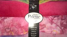 Corduroy, Velour & Cotton 3 Fat Quarters - Quilt, Sew, Fabric - Quilters Palette