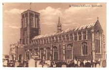 Posted Inter-War (1918-39) Collectable Suffolk Postcards