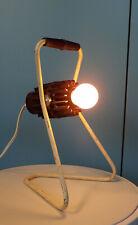 VINTAGE LAMPE à poser-SPOT PHILIPS-BAKéLITE-MéTAL-DESIGN 50-60