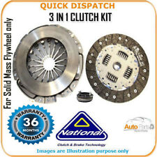 3 IN 1 CLUTCH KIT  FOR CITROÃ‹N C4 PICASSO I CK10066S