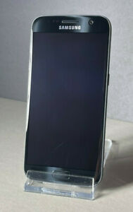 Samsung Galaxy S7 Black, Unlocked/AT&T, wireless charger included, 32GB