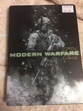 Call of Duty 4: Modern Warfare (Microsoft Xbox 360, 2007) With Collector Case