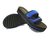 Womens Sliders Platform Sandals Size 6 or 6.5 Wide Fit Flip Flop Rocket Dog NEW