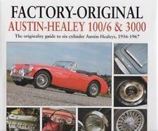 AUSTIN HEALEY FACTORY ORIGINAL AUSTIN HEALEY 100/6 & 3000 MKI II III BIG HEALEYS