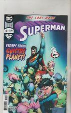 DC COMICS SUPERMAN #41 APRIL 2017 1ST PRINT NM