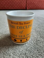 More details for the decline of british sea power tea coffee mug official merch