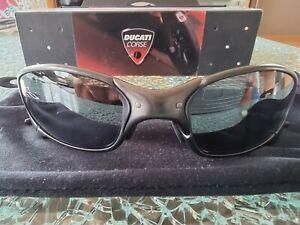 Oakley X Metal Juliet XX Black Iridium Ducati Corse Neu